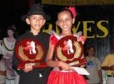 Yeison Oviedo - Tatiana Linares - Arauca, primer lugar categoria infantil B.
