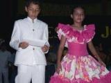 Miguel Cervantes - Catherine Ariza - Arauca, tercer lugar categoria infantil B.