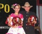 Gerlys Rodríguez - Yuliet Jiménez - Meta, segundo lugar profesionales.