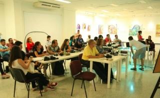 Se cumplió el fin de semana la segunda jornada del curso básico de fotografía en Villavicencio, Meta.