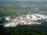 Complejo petrolero Caño Limón en  Arauca.