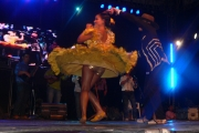 Candidatas Reinado Internacional del Joropo 2010: Amira Teresa Pinto Carros. Santa Martha