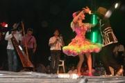 Presentación Baile del joropo Diana Paola Romero Acosta. Vichada