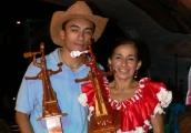41 Festival Internacional del Joropo 2006: PAREJA DE BAILE Primer Puesto META GLADIS GONZALEZ Y JOSE OVIEDO