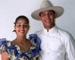 41 Festival Internacional del Joropo 2006: Baile Joropo Segundo Puesto CARACAS D.C. KARILEE SUPERLANO Y HENDERSON LOPEZ