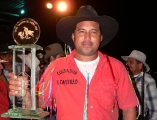 41 Festival Internacional del Joropo 2006: Milton Castillo, Primer Lugar Coleo