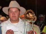 41 Festival Internacional del Joropo 2006: Tercer lugar Coleo, Henry Cisneros