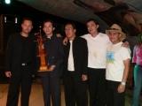 41 Festival Internacional del Joropo 2006: conjunto Primero puesto departamento del Meta.