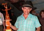 41 Festival Internacional del Joropo 2006: Llanero Auténtico Primer Puesto LUIS ALONSO CIGUA - VICHADA