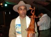 41 Festival Internacional del Joropo 2006: VOZ MASCULINA Segundo Puesto CARACAS D.C., MIGUEL ARMAS