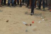 Semana Santa Arauca: Partiendo zarandas